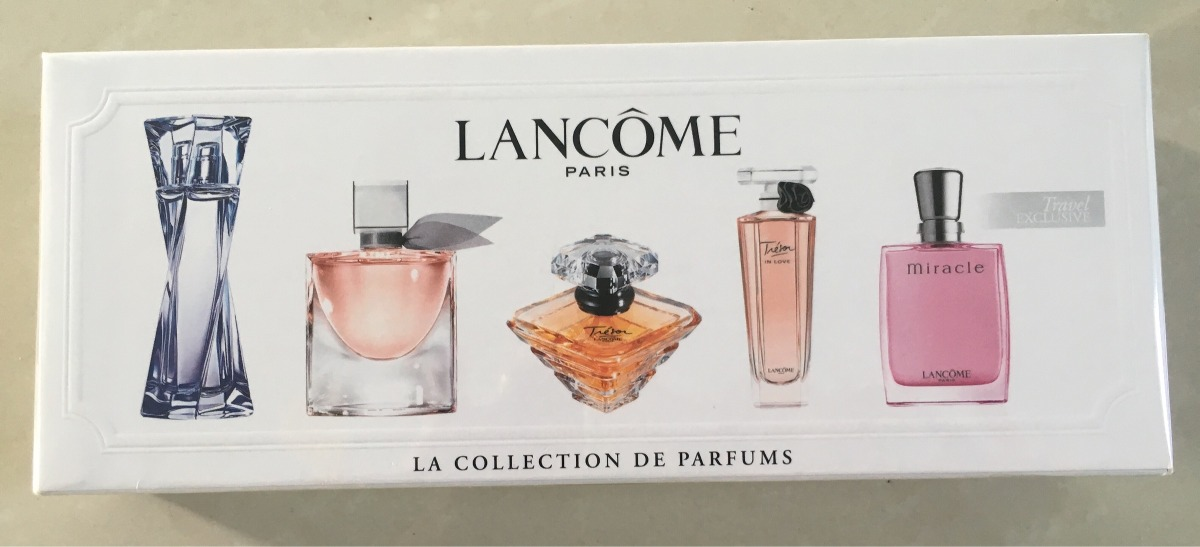 Miracle Kit LancomeLa Vie Est Belle Perfume Miniaturas stCdxhQr