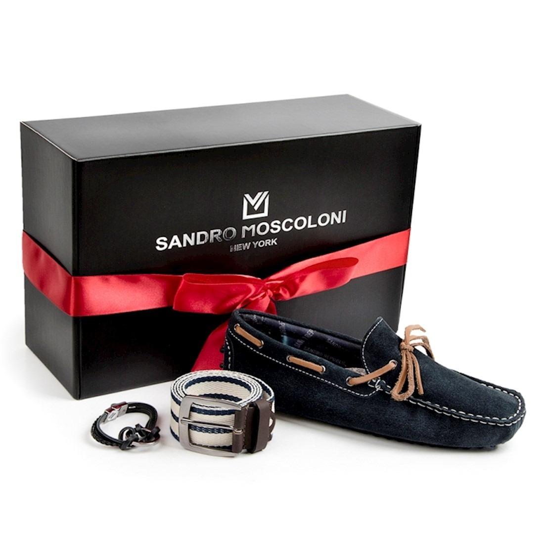 2f98319192 kit mocassim sandro moscoloni akron + cinto 520 + pulseira. Carregando zoom.
