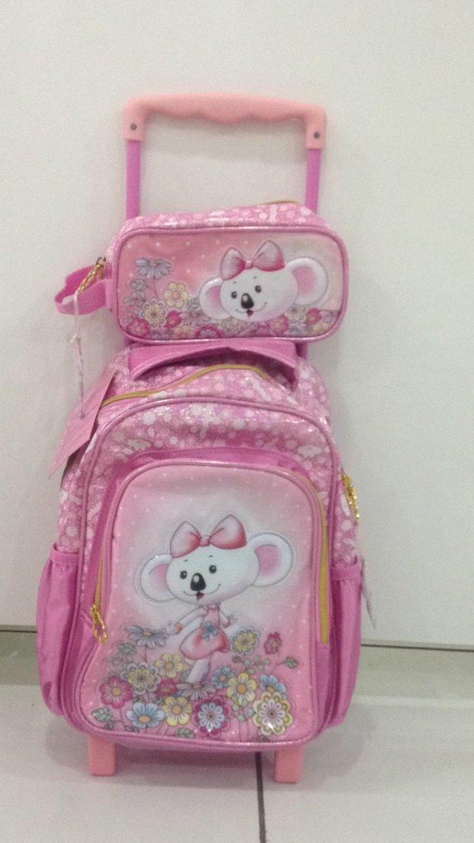 8675660567c91 kit mochila com rodinha e estojo kit escolar lilica ripilica. Carregando  zoom.