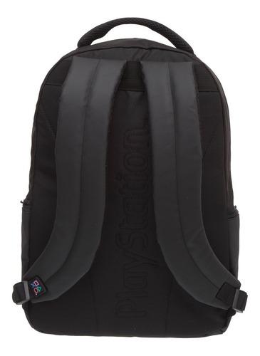 kit mochila costas g + estojo duplo playstation plus pacific