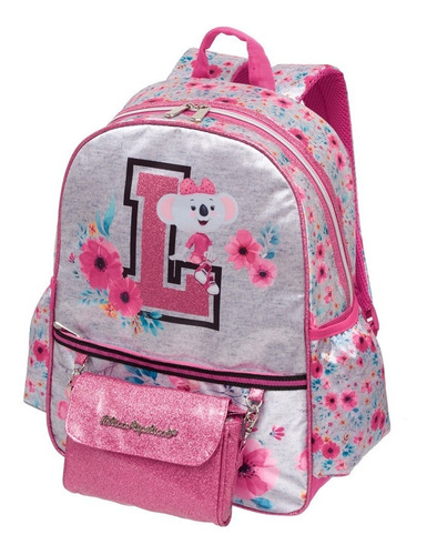 kit mochila costas lanch estojo lilica rip college pacific