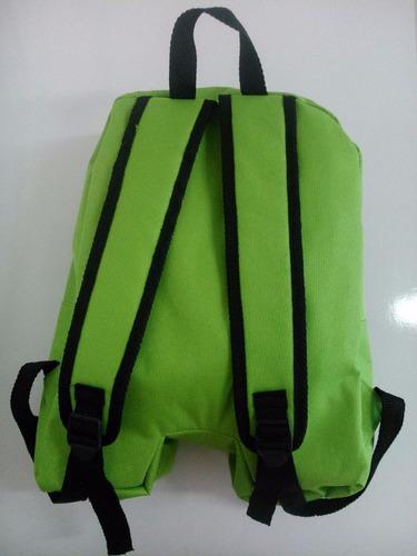 kit mochila do jogo material escolar meninos bolsa