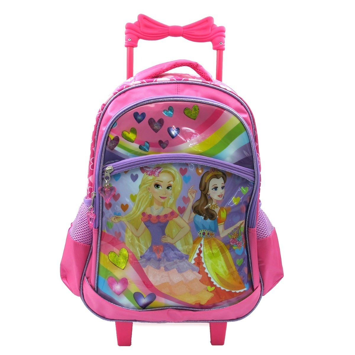 Bolsa Escolar Infantil Feminina Mercado Livre : Kit mochila escolar infantil feminina com rodinhas r