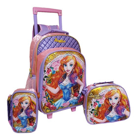 c1111828745ba8 Mochila Infantil Menina Rosa - Mochilas Escolar com o Melhores ...