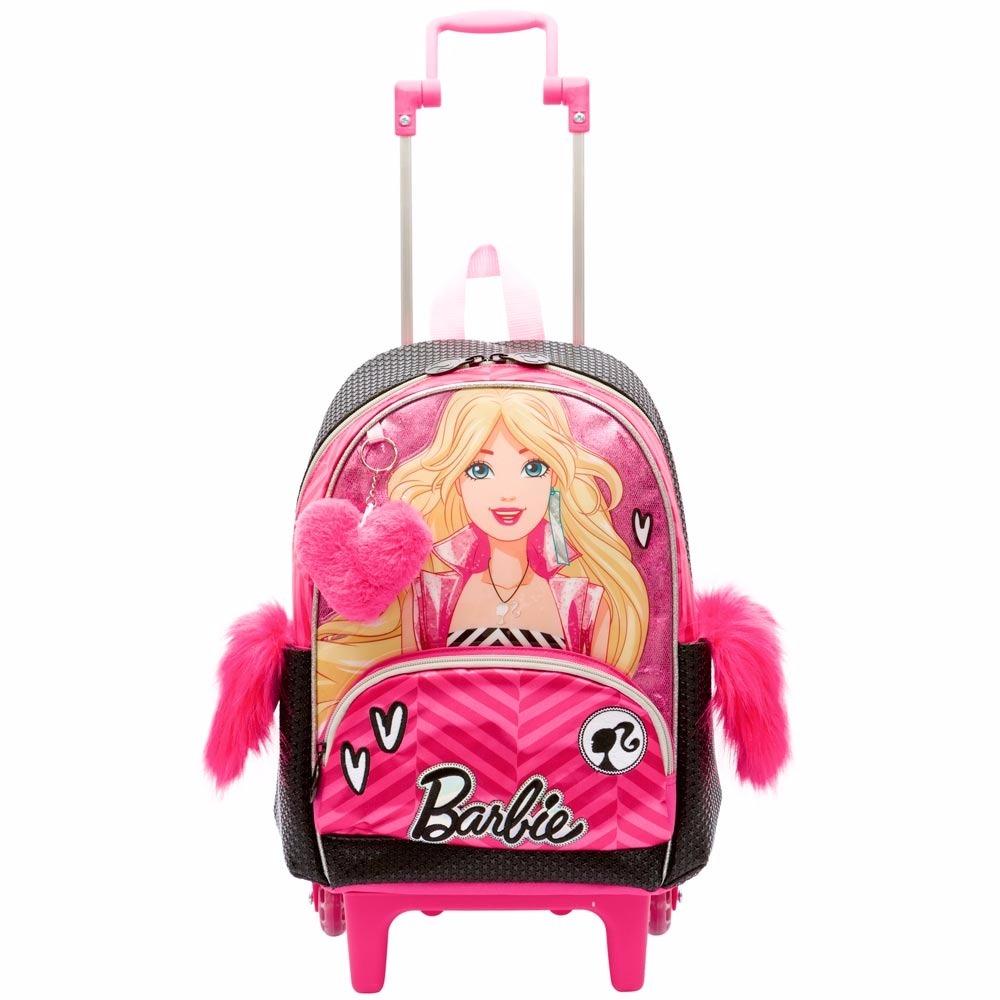 94965004b kit mochila g barbie rodinha coração rosa sestini 18z 2018. Carregando zoom.