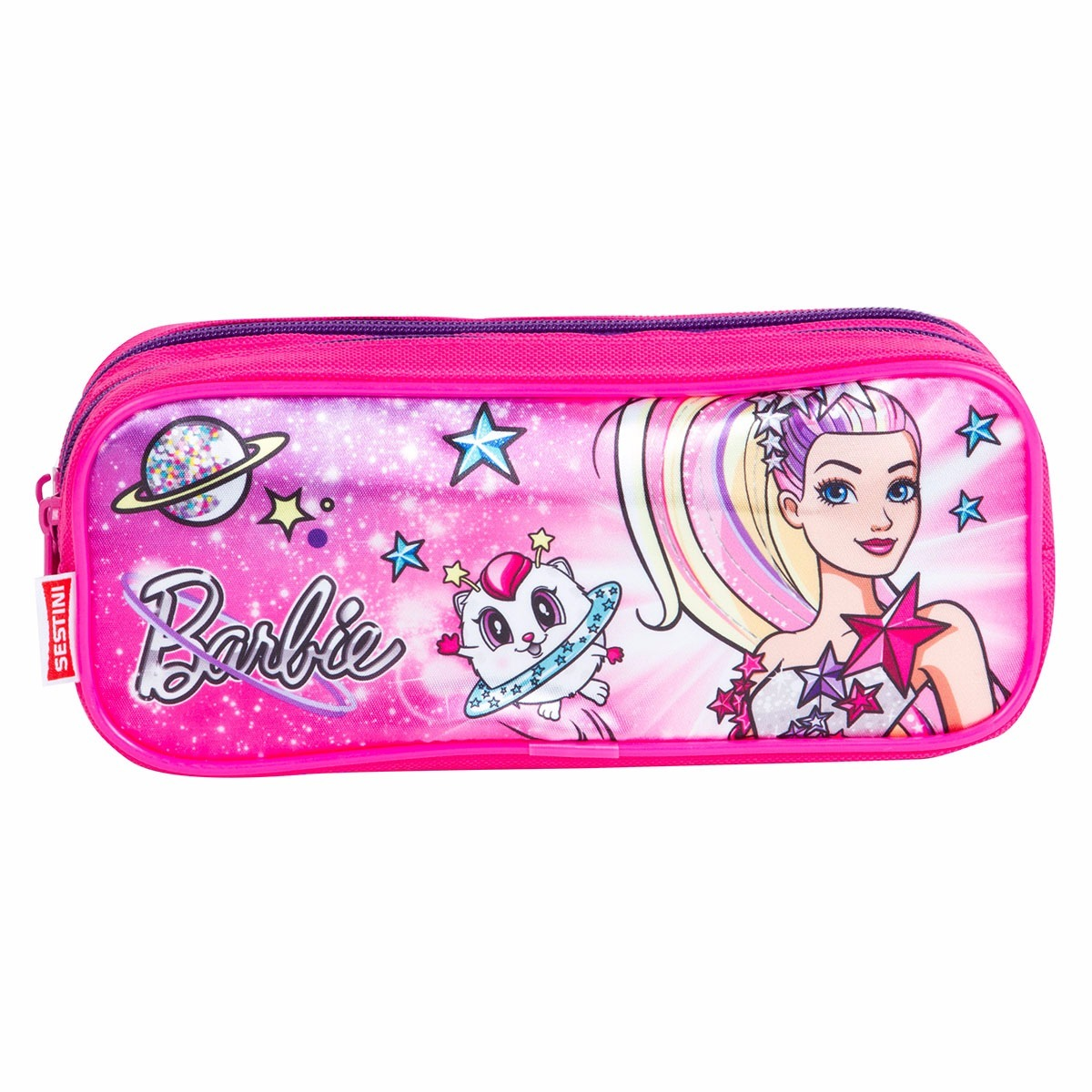 854182bbe kit mochila infantil bau barbie aventura nas estrela sestini. 6 Fotos