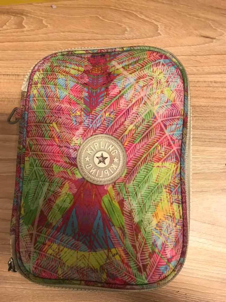 48f107d89 Kit Mochila + Lancheira + Estojo Kipling Usado - R$ 300,00 em ...