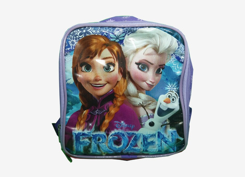 kit mochila lancheira estojo tênis frozen material escolar