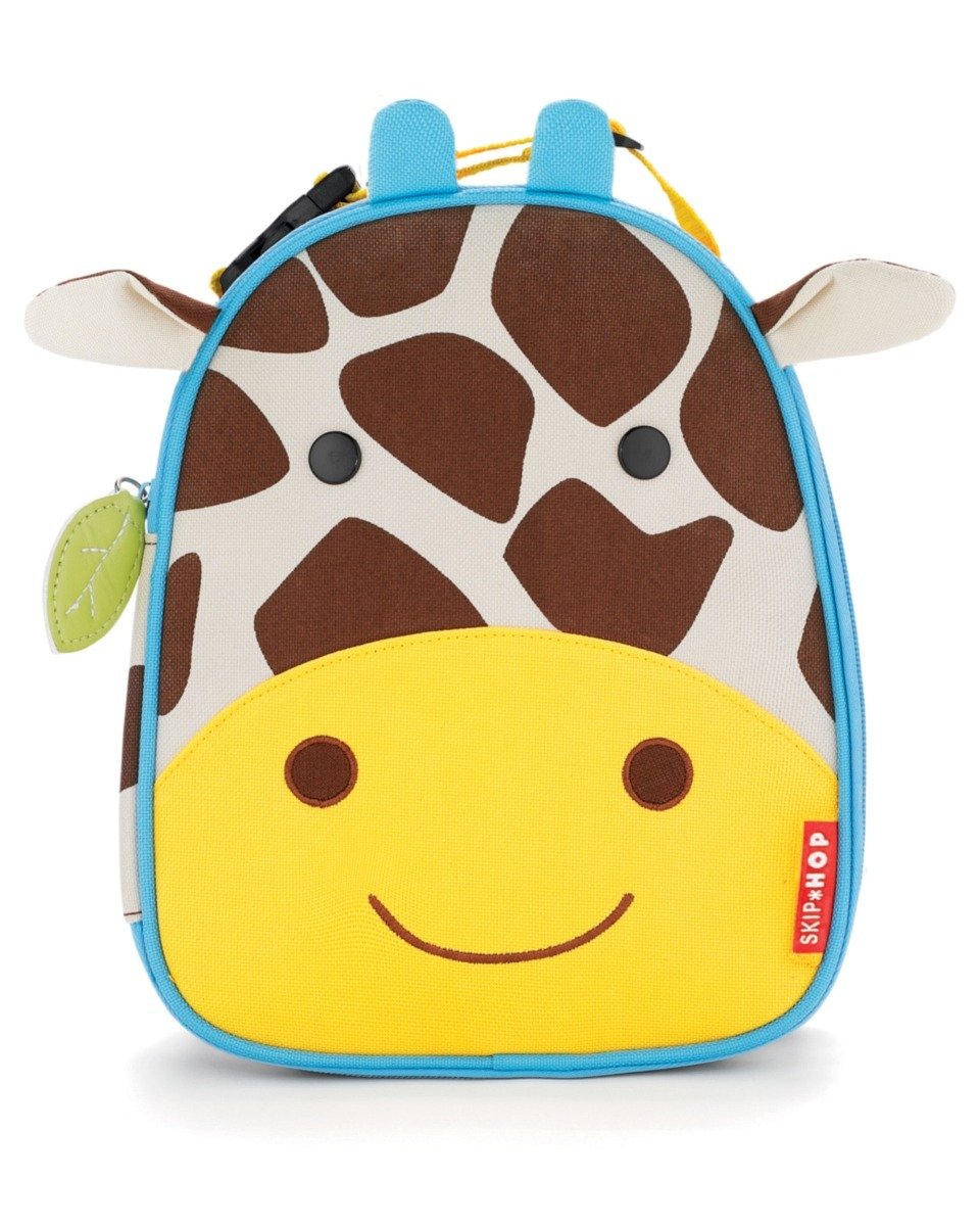 df4a7f79c3 kit mochila rodinha g infantil skip hop zoo original girafa. Carregando zoom .