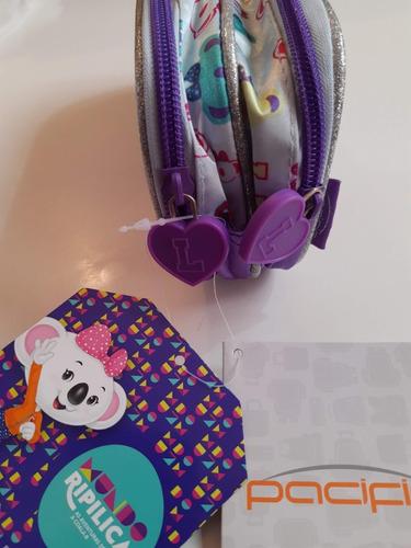 kit mochila rodinha lanch est du lilica vem ripilicar 971m01