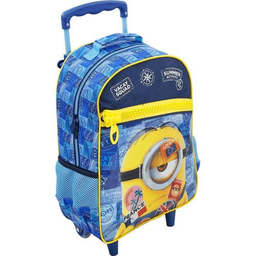 kit mochilete e lancheira minions tripper 16 xeryus - 7790