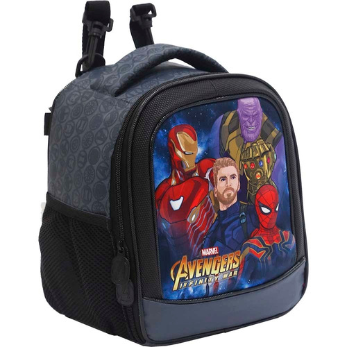 kit mochilete+ lanch+ estoj avengers doomed g xeryus- 7500