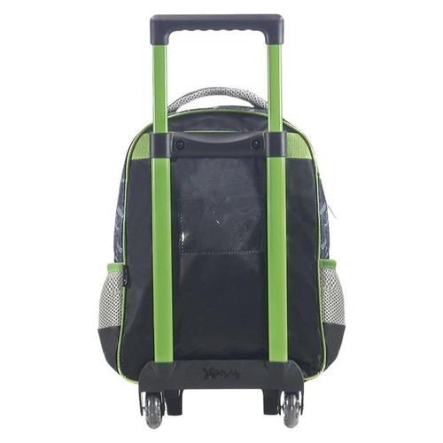 kit mochilete + lanche + estojo avengers might xeryus m-7081