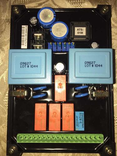 kit modulo controlador digital de transferencia ats01m / tsp