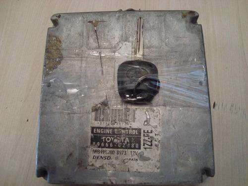 kit modulo de injecao toyota corola 89666-02180 2002 a 2007