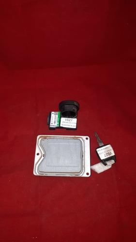 kit modulo de injeção zafira cd 03 2.0 8v gas automatic v827