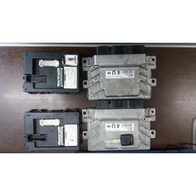 Kit Módulo Injeção Nissan March 1.0 Com Bcm - Temos Arquivos
