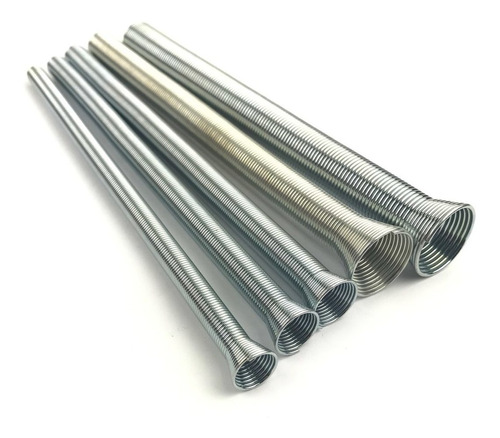 kit mola curvador de tubos 1/4 3/8 1/2 5/8 3/4