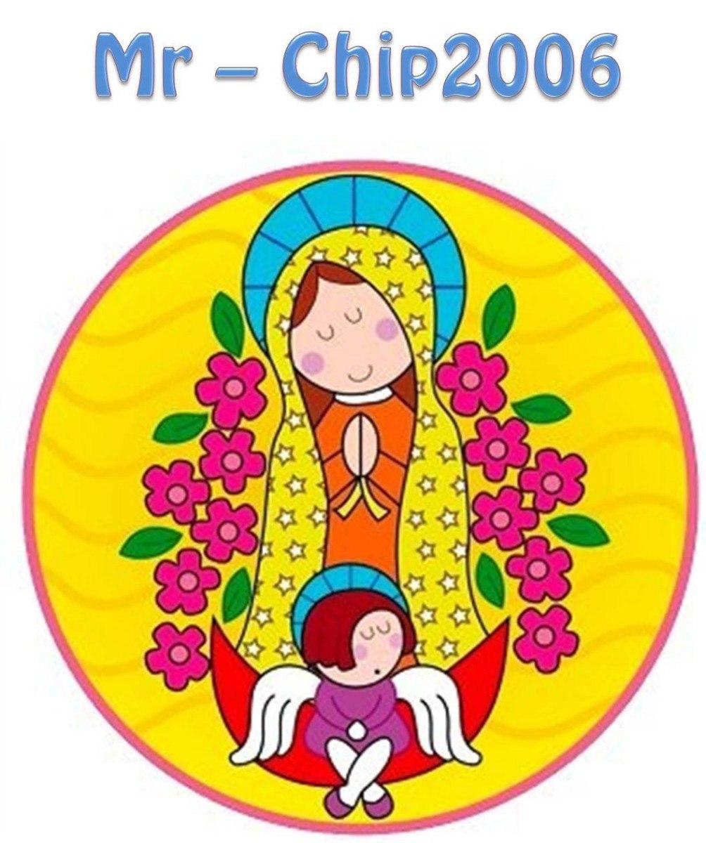 Kit Moldes Virgencitas Plis Santitos Angeles Imagenes Nq Np Virgencita En Punto De