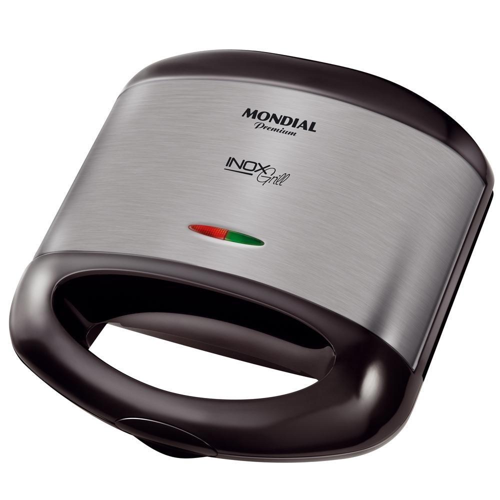 Kit Mondial 3 Pe As Liquificador Cafeteira Sanduicheira R 399 00