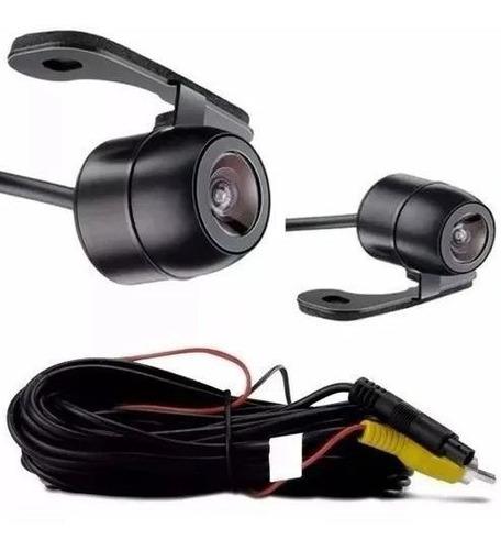 kit monitor retrátil + sensor prata câmera xsara picasso