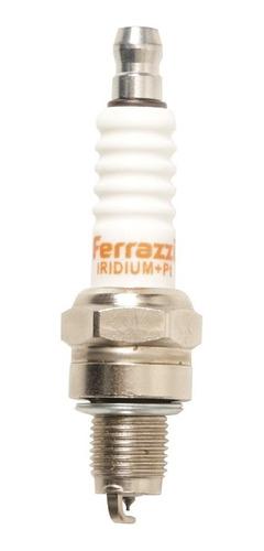 kit moto cable 90°+bobina+bujia m7 ferrazzi