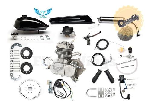 kit motor 80cc a gasolina 2 tiempos  n u e v o