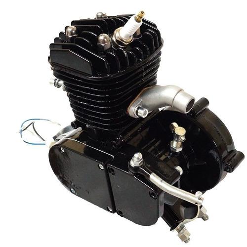 kit motor bicimoto 80cc potente gasolina 2019 todas pecas