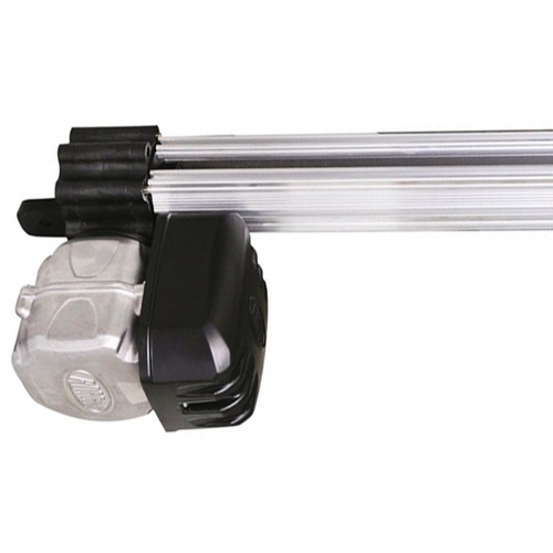 kit motor deslizante fuso aéreo 1/3 p/ portão 4,5mts - rossi