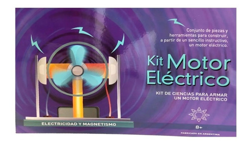 kit motor eléctrico 1025 e. full