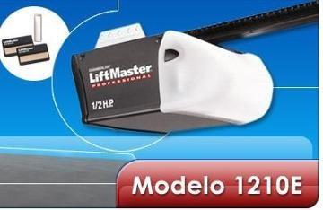 kit motor liftmaster 1210-garajes automáticos control remoto