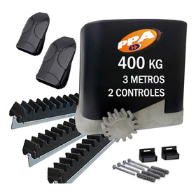 Kit Motor Mas Potente Porton Corredizo Programado Garantia