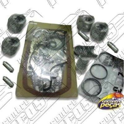 Kit Motor Nissan Pathfinder 2 7 Turbo Bloco Td27 Completo
