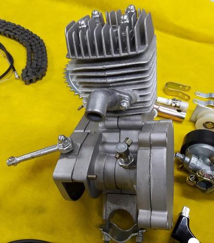 kit motor para bicicleta 48 cc