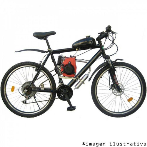 kit motor para bicicleta motorizada 49cc bike 4 tempos 2019