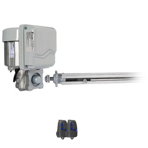 kit motor peccinin pivotante gatter max 1 folha de até 2,5m