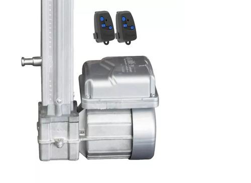 kit motor portão basculante 1/4hp gatter peccinin + suporte