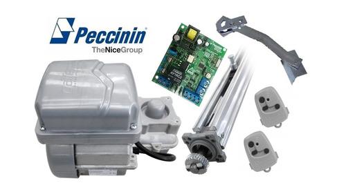 kit motor portão eletrônico basculante 1/4 gatter peccinin