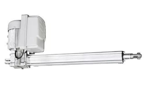 kit motor portão peccinin 1/3 pivotante aluminio max ate 3,5