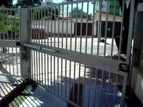 kit motor portão pivotante rossi 500mm folha 2,30mts 220v