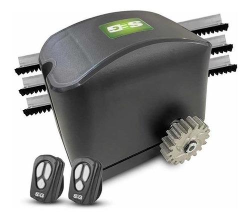 kit motor portón corredizo seg next automatización 300kg