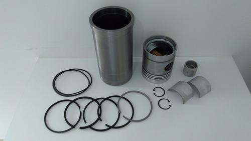 kit motor yanmar b10 + bronzina e bucha biela + junta cabeço