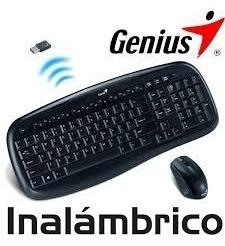 kit mouse y teclado genius kb-8000x
