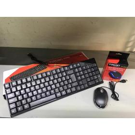 Kit Mouse+teclado Usb Taicon