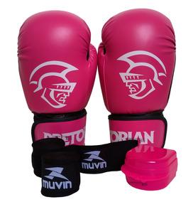04e352604 Menina Luva Infantil Boxe E Muay Thai Pretorian Rosa 6 Oz P - Luvas para  Artes Marciais e Boxe no Mercado Livre Brasil