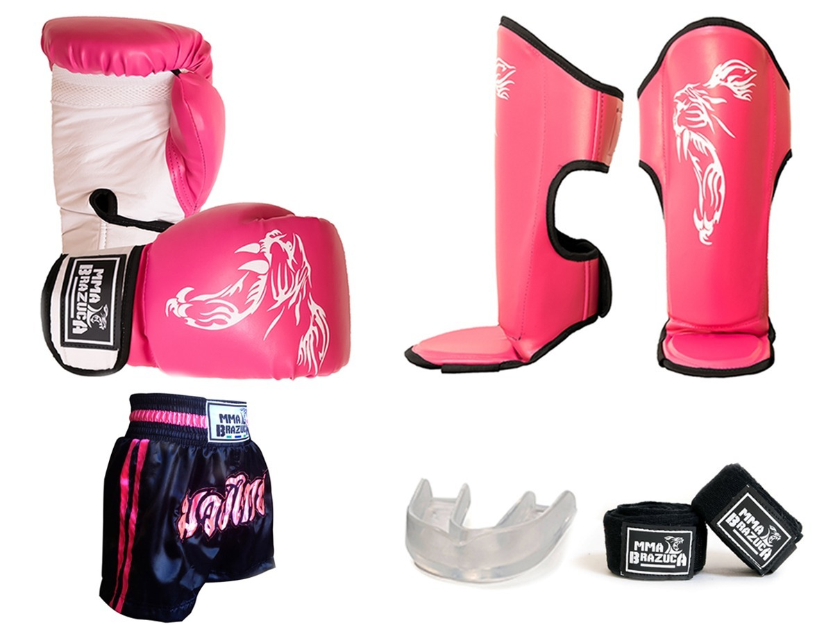 784055620 Kit Muay-thai Luv Can Shorts Ban Buc - R  164