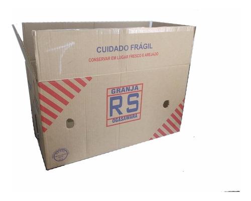kit mudança plus caixas de papelão + 50m de plastico bolha