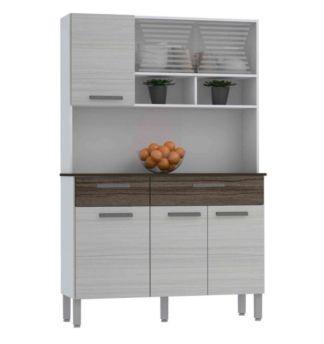 Kit mueble cocina 6 puertas paran nuevo en caja para for Muebles de cocina para armar