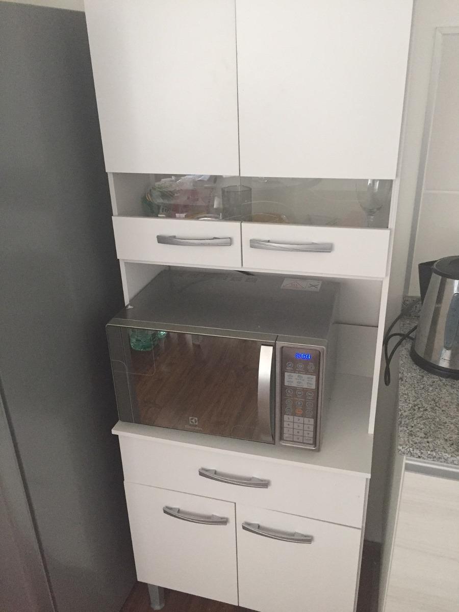 Kit Mueble Cocina Con Lugar Para Microondas 1 000 00 En  # Muebles Pocitos