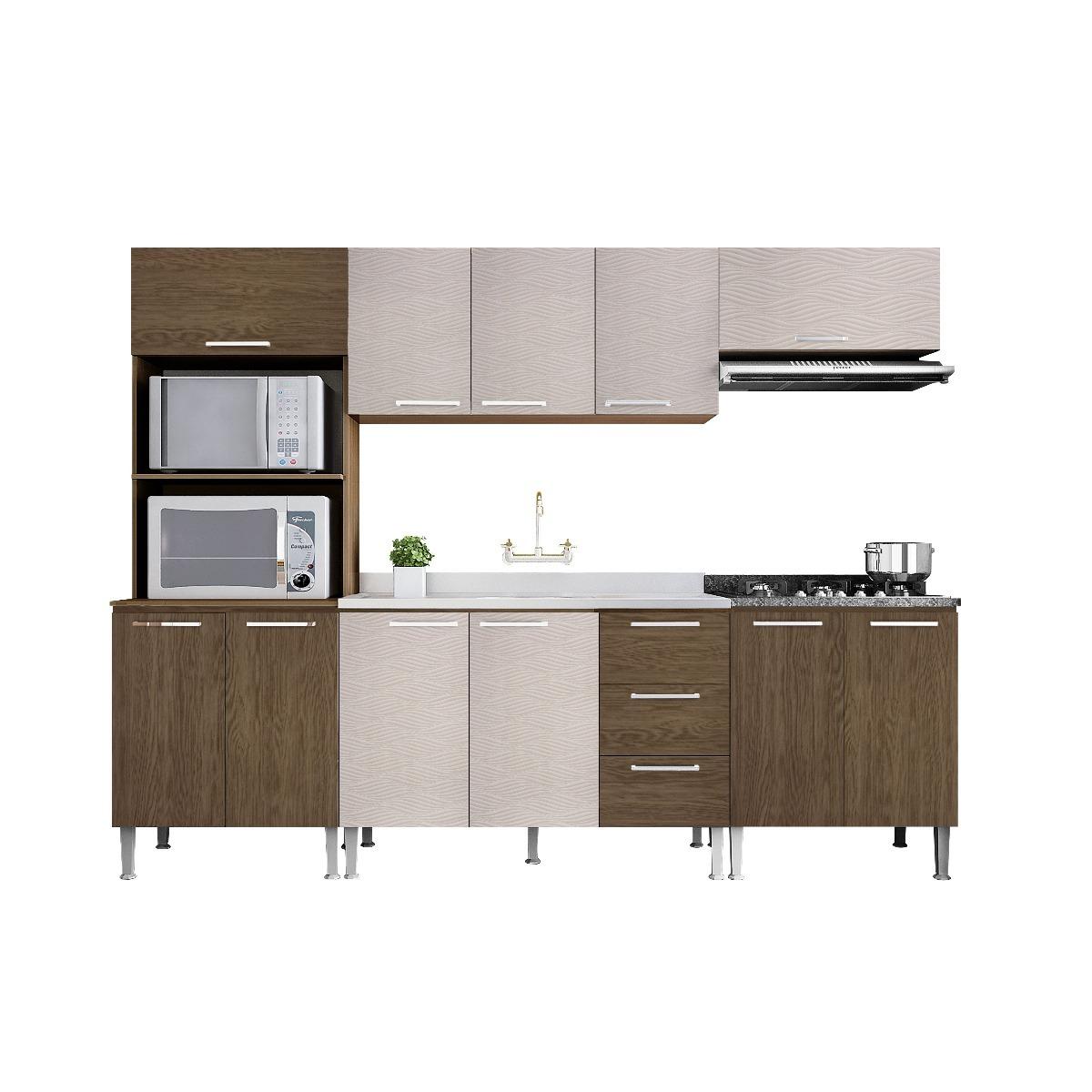 Kit Mueble De Cocina - Modelo Bianca - $ 168.990 en Mercado Libre